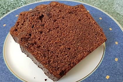 Rotweinkuchen, schön saftig (Bild)