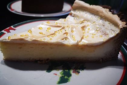 Tränenkuchen - der beste Käsekuchen der Welt! (Bild)