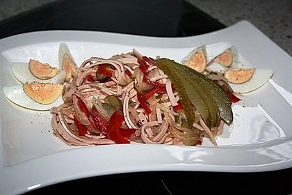 Bunter Wurstsalat 2