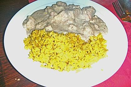 Indisches Hähnchen - Korma 2