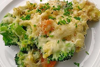 Spätzle - Auflauf mit Gemüse 5