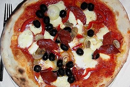 Pizza Napoletana 1