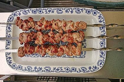 Schaschlik auf armenische Art