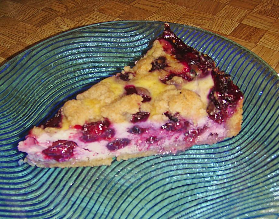 Beeren Streusel Kuchen Ein Leckeres Rezept Chefkoch De