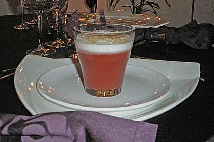 Rote Bete - Cappuccino