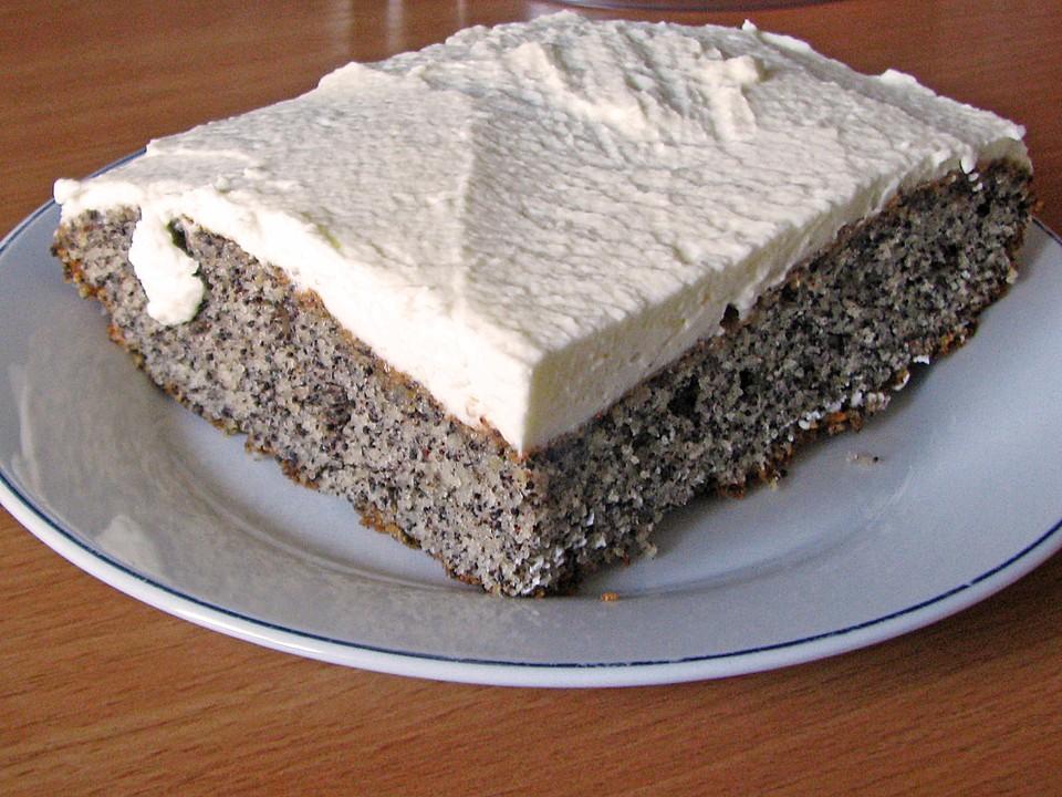 Turkischer Mohnkuchen Von Kochbackfee Chefkoch De