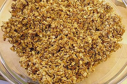 Müsli - Mischung gebacken 4