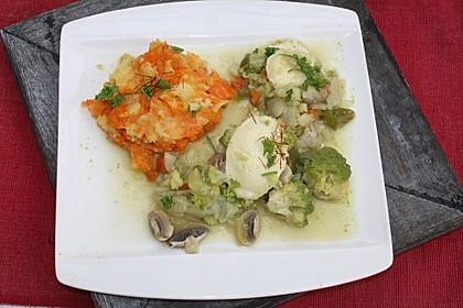 Kartoffel - Möhren - Püree 5