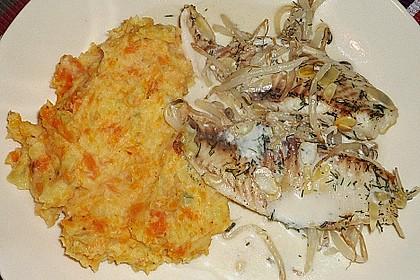 Kartoffel - Möhren - Püree 14