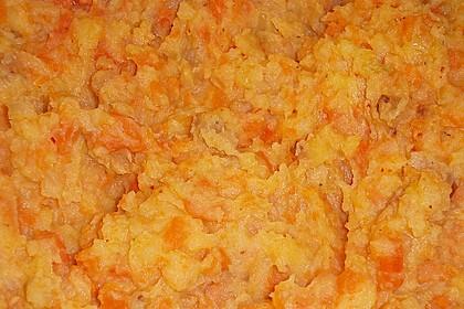 Kartoffel - Möhren - Püree 15