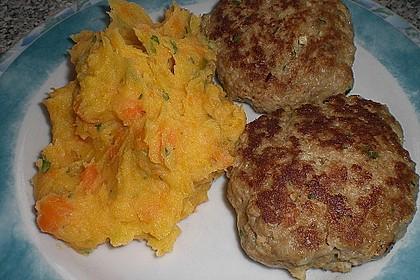Kartoffel - Möhren - Püree 2