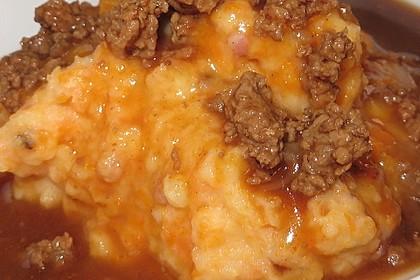 Kartoffel - Möhren - Püree 12