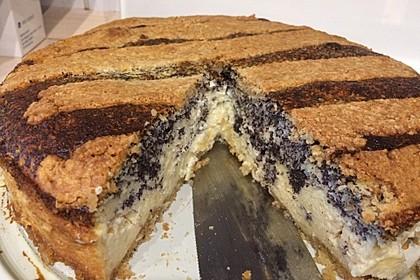 Mohn-Quark-Kuchen 2
