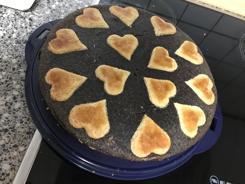 Mohn Quark Kuchen Von Simone70 Chefkoch De