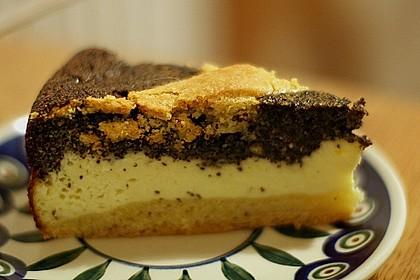 Mohn-Quark-Kuchen 3