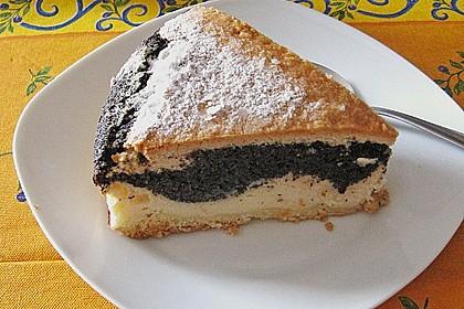 Mohn-Quark-Kuchen 4