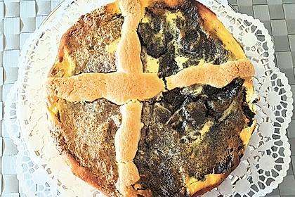 Mohn-Quark-Kuchen 8