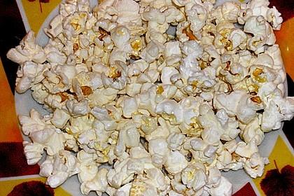 Süßes Popcorn aus der Mikrowelle 4