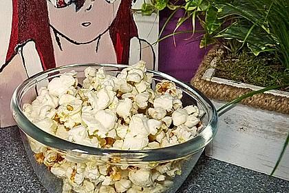 Süßes Popcorn aus der Mikrowelle 2