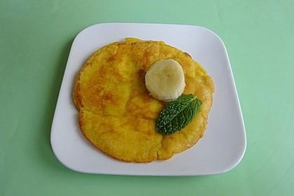 Banana Pancakes (Bild)