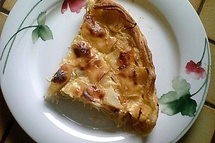 Sauerkraut-Ananas-Quiche 5