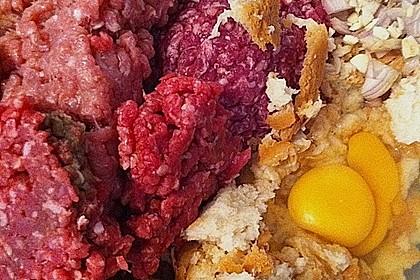 Hackfleischbällchen mit Schafskäse in Tomatensauce 62