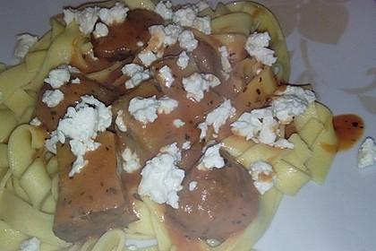 Hackfleischbällchen mit Schafskäse in Tomatensauce 74
