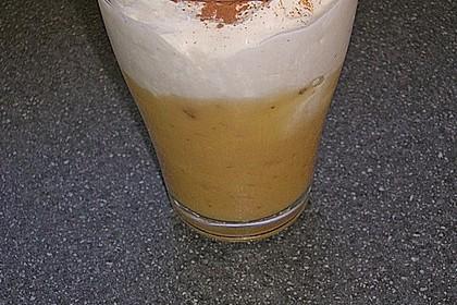 Bananenmus - Creme - Dessert 1