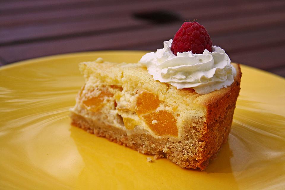 Pfirsich Schmand Kuchen Von Wilana Chefkoch De