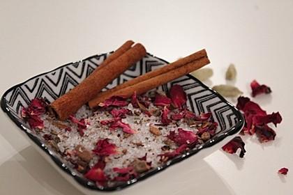 Orientalisches Rosen - Zimt - Salz