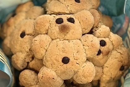 Erdnussbutter - Bärchen