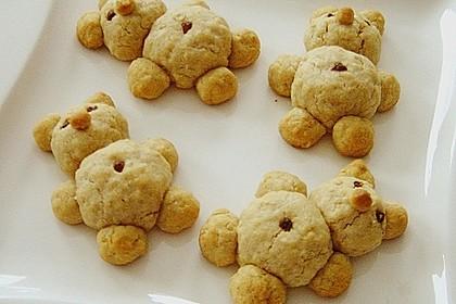 Erdnussbutter - Bärchen 6
