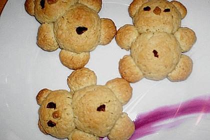 Erdnussbutter - Bärchen 10