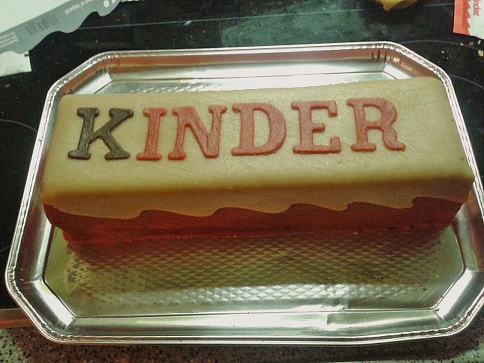 Kinderschokoladenkuchen Von Schokomauschen23 Chefkoch De