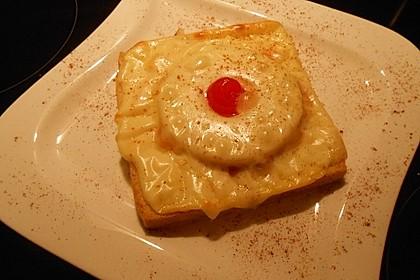 Toast Hawaii à la bama 1