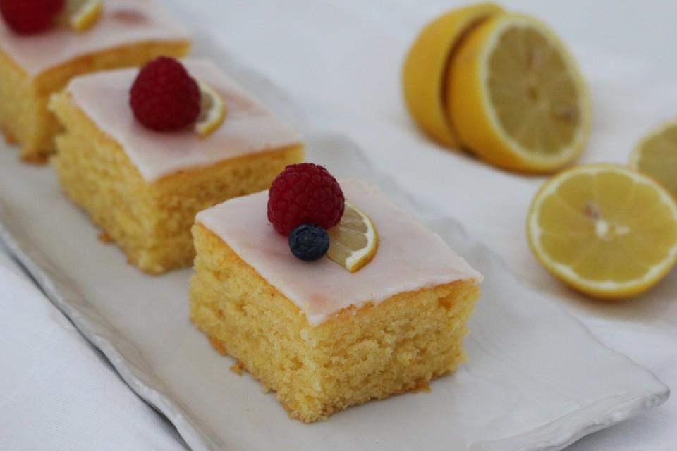 Saftiger Zitronenkuchen Von Elbin Luna Chan Chefkoch De