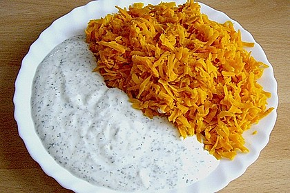 Türkischer Möhrensalat