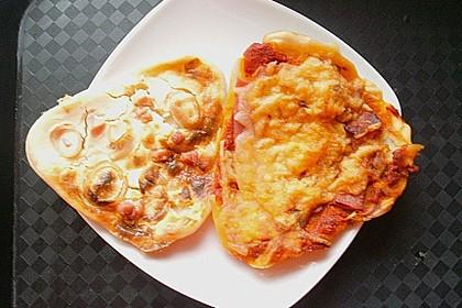 Raclette - Flammkuchen 8