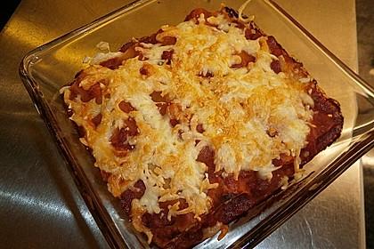 Cannelloni mit Thunfisch