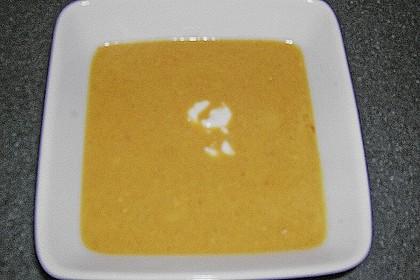 Curry - Bananen - Apfelsuppe 1