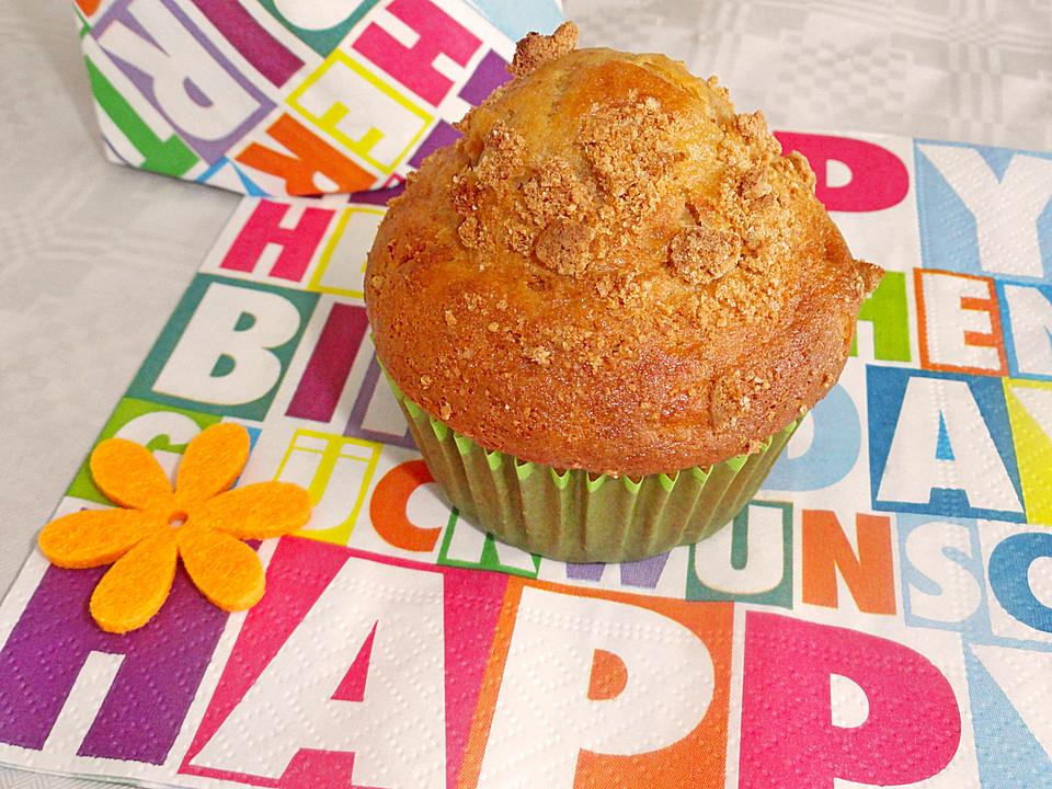 Apfel Amarettini Muffins Ein Tolles Rezept Chefkoch De