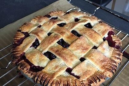 Best Blueberry Pie 1