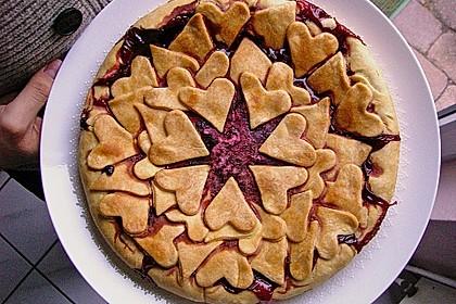 Best Blueberry Pie 8