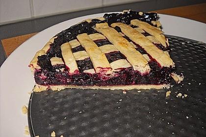Best Blueberry Pie 26