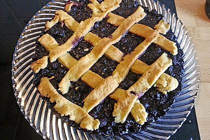 Best Blueberry Pie 34