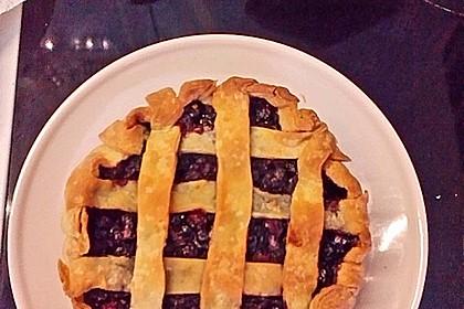 Best Blueberry Pie 25