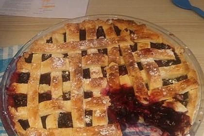 Best Blueberry Pie 50
