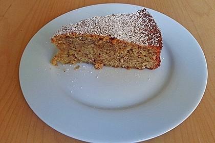 Topfen - Nuss - Kuchen (Bild)