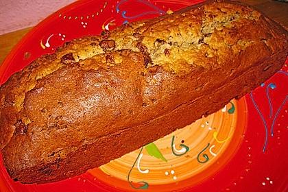 Chocolate - Chips - Banana - Cake 7
