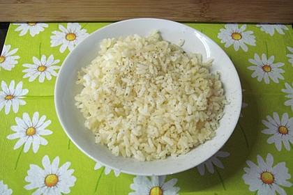 Der perfekte Reis 10